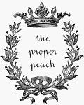 The Proper Peach