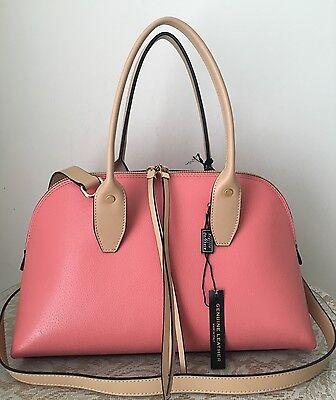 NWT Innue Italy leather Qualita royal peggy lhasa purse bag tote satchel Italian