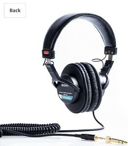 Sony studio Headphones