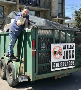 Ambrose Residential Junk Removal 416 829-1036