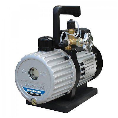 Mastercool 3cfm 2 Stage Vacuum Pump