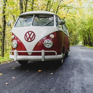VW bus Westfalia 67 à louer:  bal , tournage , mariage , promo