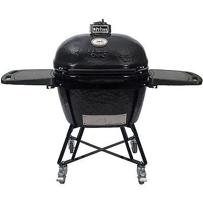 Primo Oval XL 400 All-In-One Ceramic Grill - 7800, NEW