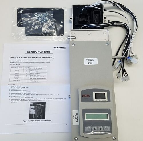 0H6680DSRV - Generac - Replacement Nexus Control Board Kit