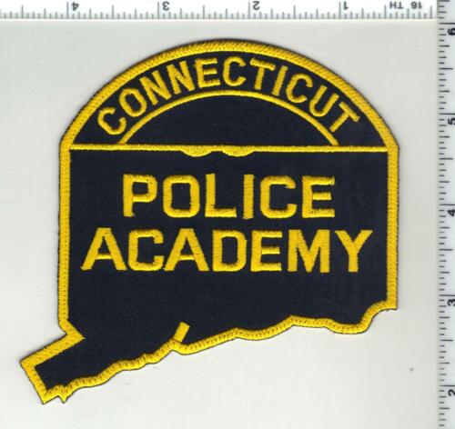 Police Academy (Connecticut) 2nd Issue Shoulder Patch