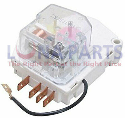 W10822278 AP5985208 PS11723171 Supco Refrigerator Defrost Timer 8hr 20min 1/2hp