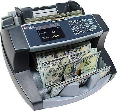 Cassida 6600 Business Grade Money Bill Value Counting Machine Ultraviolet Uv