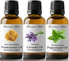 Essential Oils 30 mL (1 oz) - 100% Pure and Natural - Therapeutic Grade Oil!