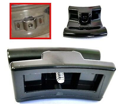Replacement SHORT handle for some waterless stainless steel Cookware pot pan