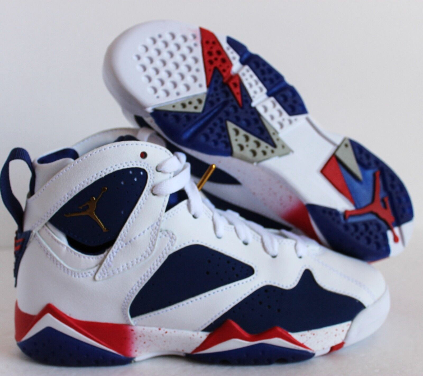 Купить Nike Air Jordan 7 Retro VII BG Olympic на eBay.com из Америки ... dafc974ded