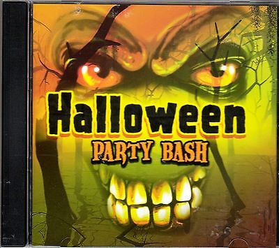 Drew's Famous HALLOWEEN PARTY BASH CLASSIC SONGS & DANCE TRACKS w/ SOUND EFFECTS - Halloween Dance Songs