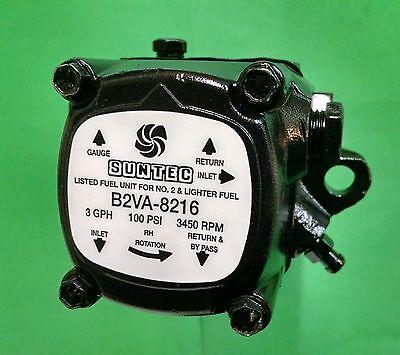 Suntec B2va 8216 Oil Burner Pump One Year Warranty Beckett Wayne 18341