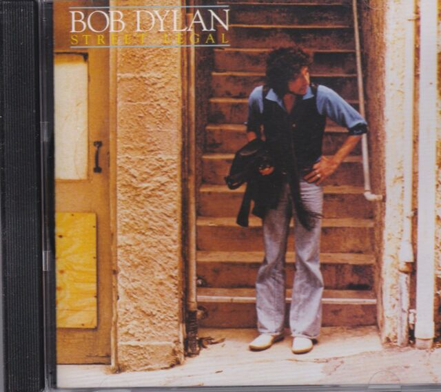 BOB DYLAN - STREET LEGAL - CD - NEW -