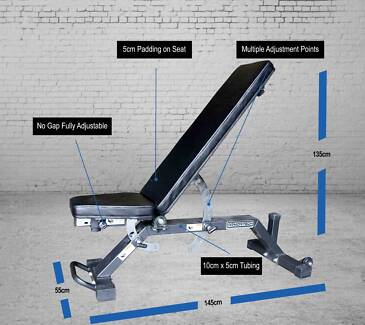 ARMORTECH AB410 ADJUSTABLE COMMERCIAL BENCH