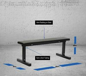 ARMORTECH 2003 FLAT BENCH *GREAT FOR HOME AND GYM*
