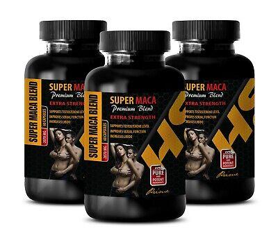 testosterone booster best selling - SUPER MACA 3B - l-arginine horny goat