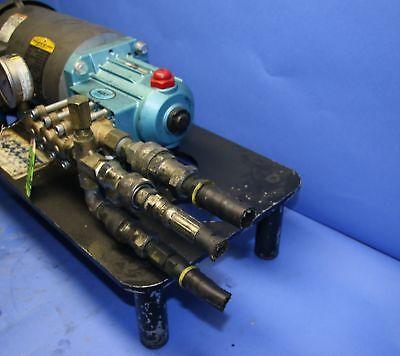 1 Used Baldor Vm3561 Ac Motor 1 Used Cat 2sf29els Pump 16745