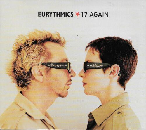 EURYTHMICS  17 Again  promo CD single with PicCover  ANNIE LENNOX