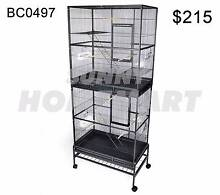 Extra Large Stand-Alone 2 Level Parrot Aviary Canary Bird Cage Richlands Brisbane South West Preview