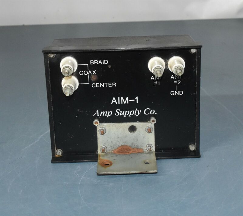 Amp Supply AIM-1 BALUN/UNUN