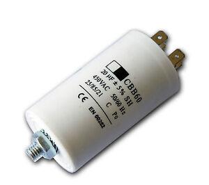 20uf Capacitor Ebay