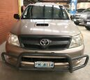 2006 TOYOTA HILUX SR **TURBO DIESEL - MANUAL** Launceston Launceston Area image 2