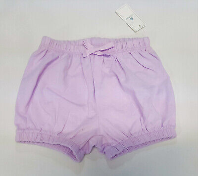NWT Baby Gap Girls Size 18-24 Months or 5t Lilac Purple Knit Bubble Shorts