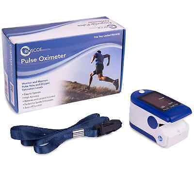 Fingertip Pulse Oximeter  Roscoe Medical Pox-ros