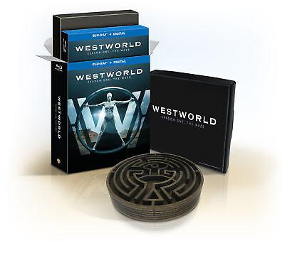 Westworld: Season One - The Maze Limited Edition (Blu-ray)