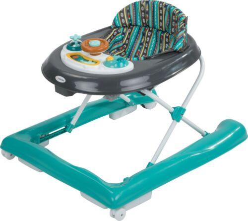 Babideal Rover Activity Walker with Sounds, Teal, FOR KIDS