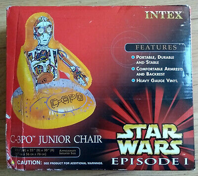 Star Wars C-3PO Junior Inflatable Chair