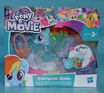 he Movie Rainbow Dash - Hasbro (Rainbow Dash Pony)
