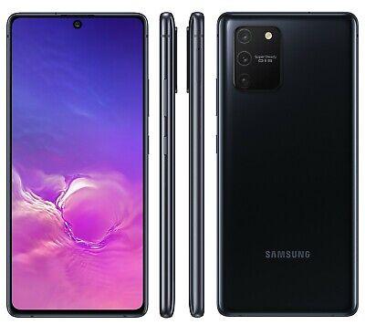 Samsung Galaxy S10 Lite Prism Black, Dual SIM, 128GB 8GB, Official Warranty