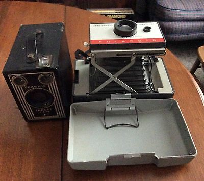 Корпусные камеры 2 Vintage Cameras AS