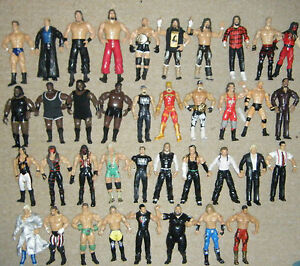 WWE-WRESTLING-ACTION-WRESTLER-SUPERSTARS-CLASSIC-JAKKS-FIGURE-WWF-TNA-MATTEL-WWF