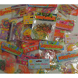 SillyBandz~Silly Bands~288 pc Assortment~Fundraising~Santa Shop~Carnivals~NEW