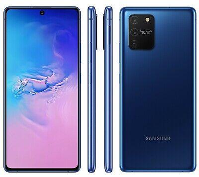 Samsung Galaxy S10 Lite Prism Blue, Dual SIM, 128GB 8GB, Official Warranty