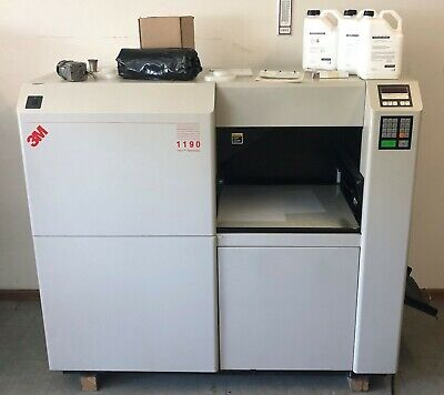 3m Onyx Model 1190 Graphic Art Printing Prepress Camera Platemaker 27004 Hours