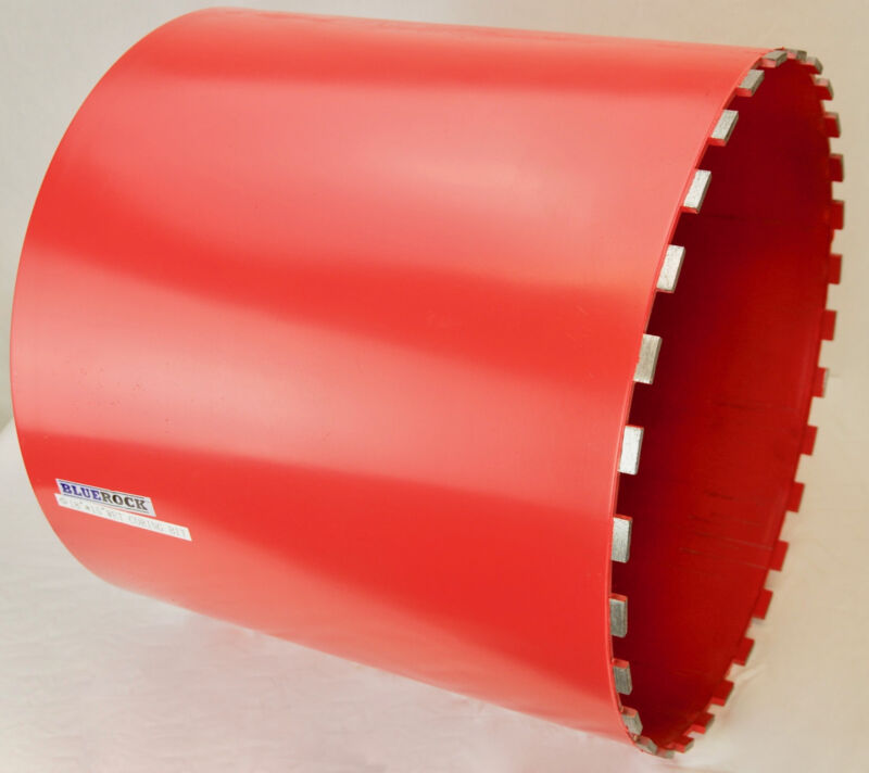 "NEW BLUEROCK ® Tools 18"" Diamond WET Coring Bit For Concrete Core Drill"