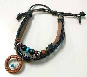 Brown Dream Catcher Bracelet