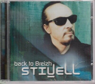 ALAN STIVELL CD Back to Breizh (Celtic folk)