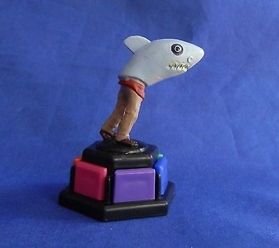 Trivial Pursuit SNL Chevy Chase Land Shark Replacement Game Part Token Pawn