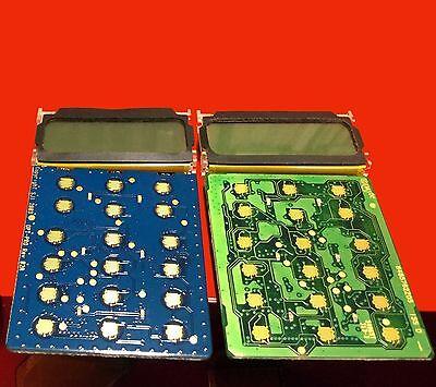 Motorola LCD display w/ keypad board HT1250 HT1250LS MTX960 MTX8250 GP360 GP380