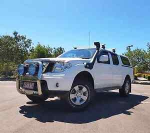 Nissan navara  d40 4x4 auto.... Chevallum Maroochydore Area Preview