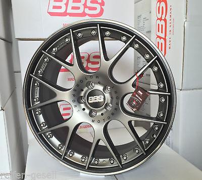 BBS CH-R2 Platinum 4 Felgen 9 x 21 Zoll 5x112 et 32 CH601 Mercedes GLA 45
