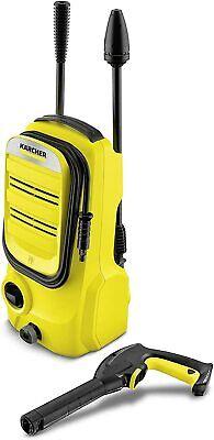 Limpiadora por agua a presión Karcher K2 Compact Coche Limpiador De Jardín...
