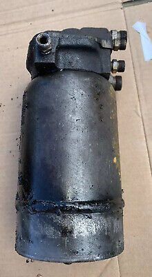 John Deere Late Styled B Oil Filter Canister Assembly B2304r Bn Bw