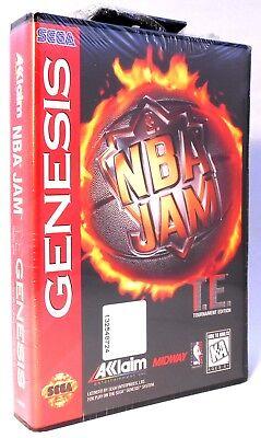 Usado, Sega Genesis NBA Jam: Tournament Edition - New Factory Sealed comprar usado  Enviando para Brazil