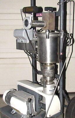 Alcatel Adixenpfeiffer Drytel 1025 Diaphragm Pump 408 Hours Terranova 908a