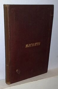 Shakespeare-039-s-Macbeth-London-and-Edinburgh-1882
